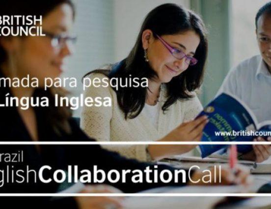 Confap e British Council divulgam resultado da chamada  UK Brazil English Collaboration
