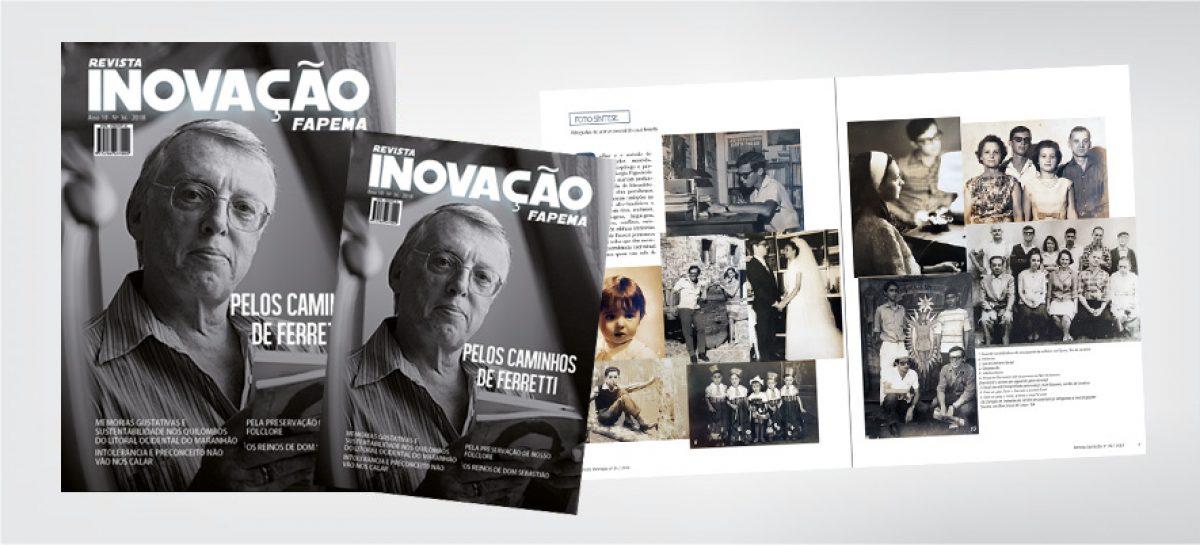 Nº 36 – Homenagem ao antropólogo Sergio Figueiredo Ferretti