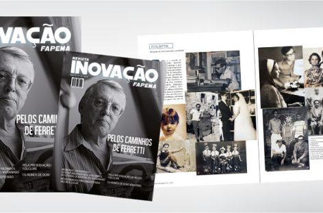Revista Inovação Nº 36 – Homenagem ao antropólogo Sergio Figueiredo Ferretti