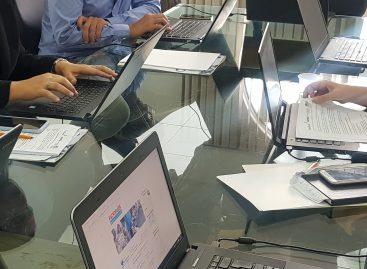 Comitê de Julgamento da FAPEMA avalia propostas submetidas ao Edital Apex
