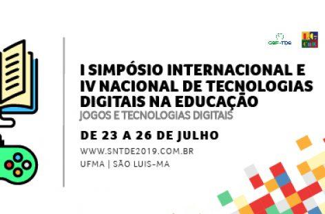 Fapema apoia dois simpósios que abordarão jogos e tecnologias digitais na educação