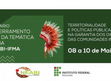 IFMA organiza programação alusiva aos povos indígenas