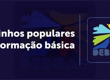 Projeto De Boas oferece cursinhos populares e formação básica