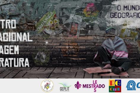 Primeiro lote do I Encontro Internacional de Paisagem em Literatura segue até 12 de abril
