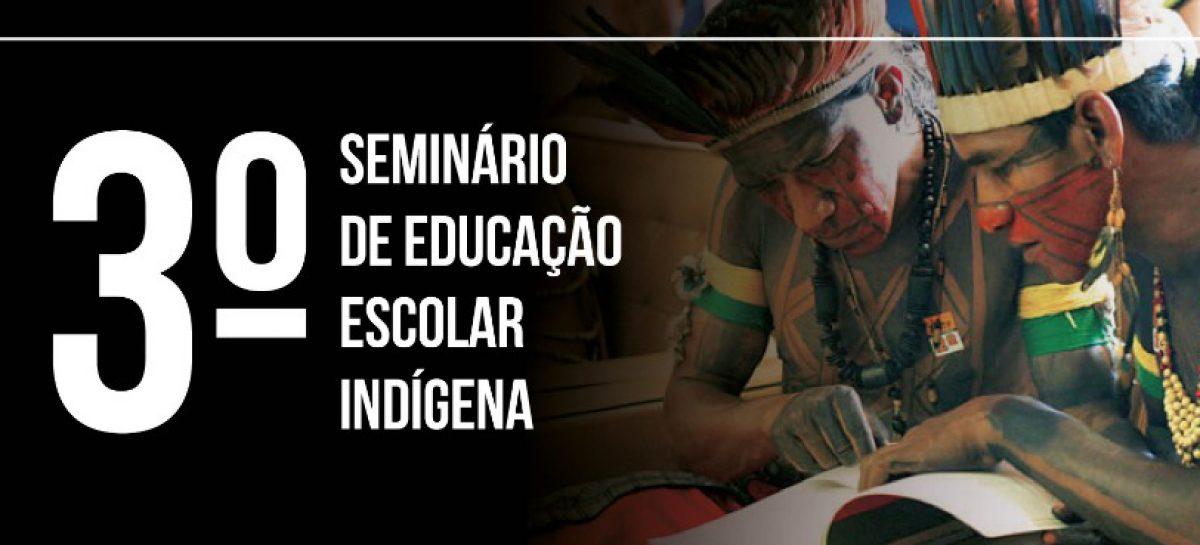 UFMA Campus Imperatriz sediará o III Seminário de Educação Escolar Indígena nos dias 25 e 26