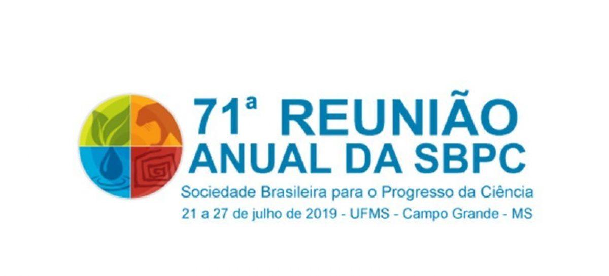 71ª Reunião Anual da SBPC já tem mais de 5 mil inscritos