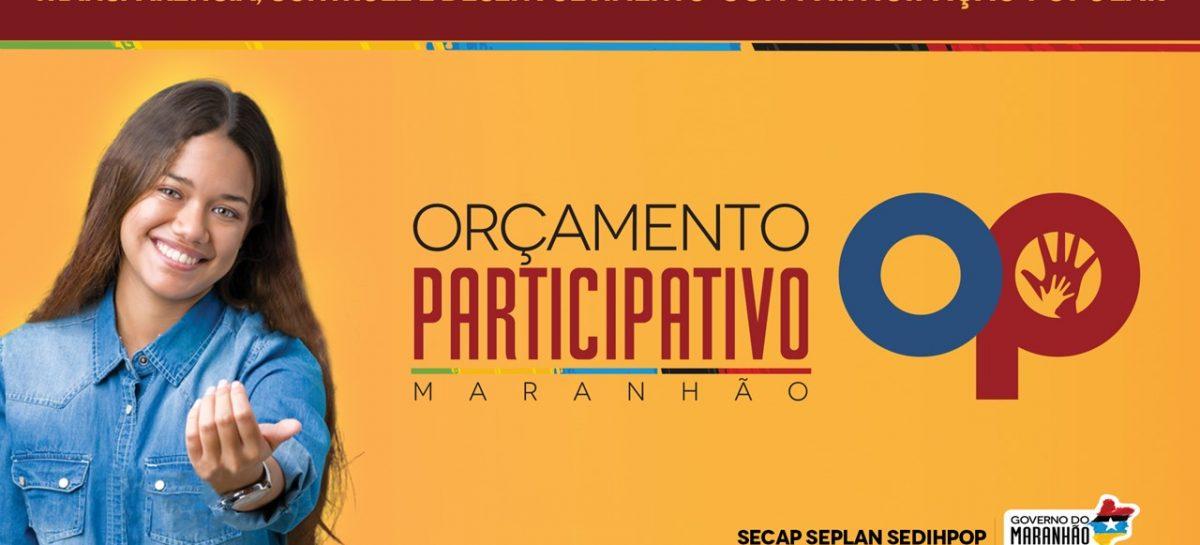 Governo do Maranhão inicia audiências do Orçamento Participativo nesta terça-feira (28)