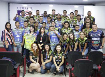 UemaSul vence em todas as modalidades na Regional Sul deste ano dos JUMs