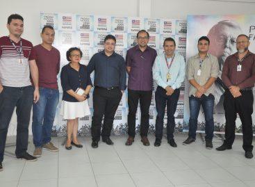 FAPEMA realiza reunião com coordenador da RNP e pretende aderir a provedor que aprimora conexão à internet