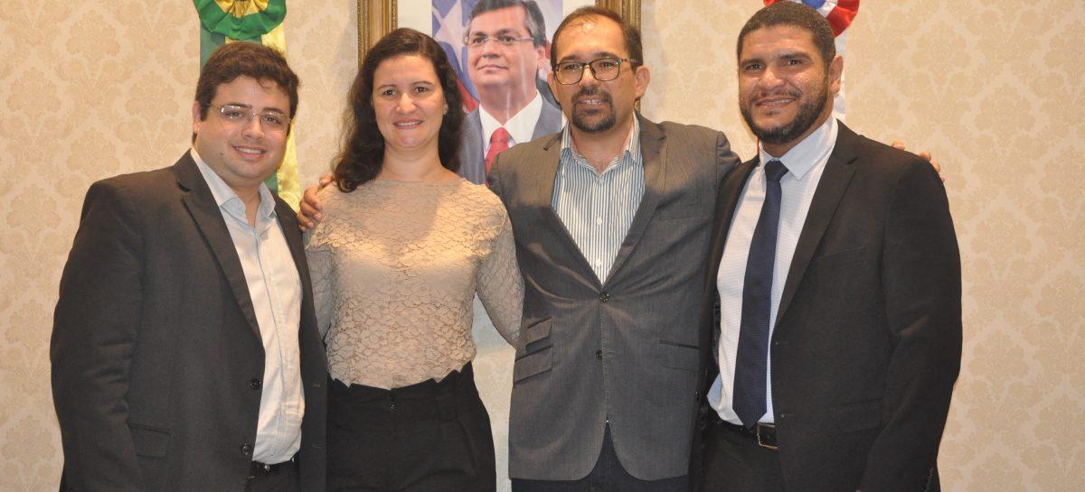 Governador Flávio Dino empossa novos presidentes da Funac e Fapema