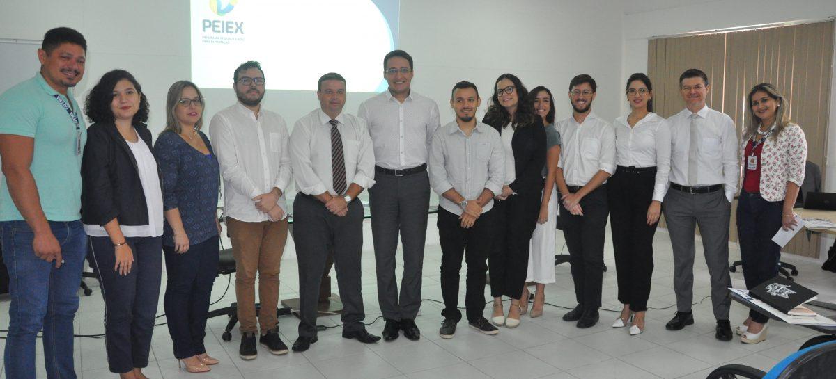 Fapema e Apex-Brasil traçam diretrizes do Programa e realizam treinamento com aprovados em edital