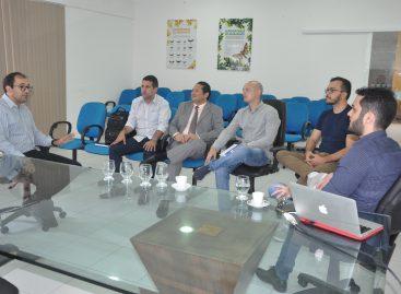 FAPEMA realiza reunião com SEMA para alinhar ações e estabelecer parcerias