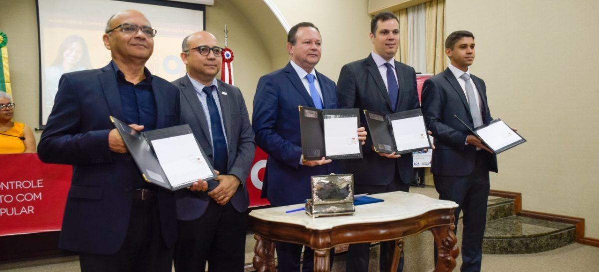 Vice-governador Carlos Brandão lança Orçamento Participativo 2019 e Selo comemorativo
