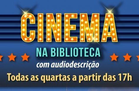 Biblioteca Benedito Leite faz sessões de cinema especial para pessoas com deficiência visual