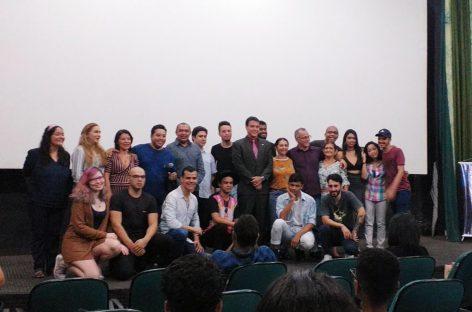 Projeto de exibição de produções maranhenses é lançado pela Escola de Cinema do Iema