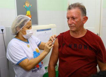 Governo alerta população para campanha de vacinação contra gripe