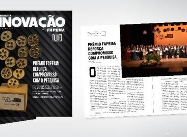 Nº 37 – Prêmio Fapema reforça compromisso com a pesquisa
