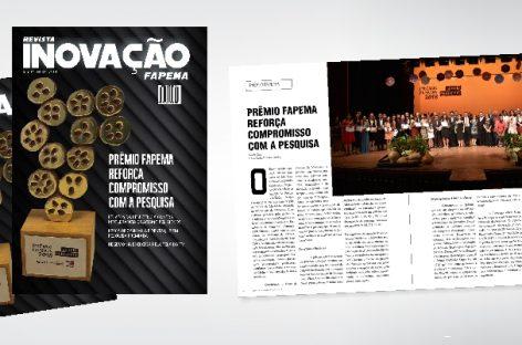 Revista Inovação Nº 37 – Prêmio Fapema reforça compromisso com a pesquisa