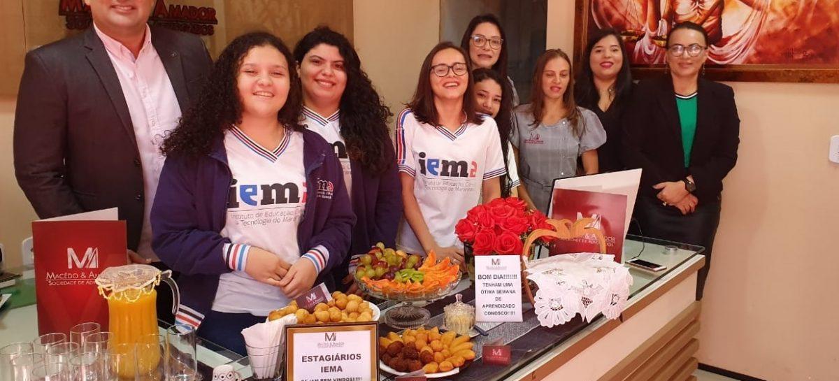 Governo do Maranhão garante vivência profissional em empresas para alunos do Iema