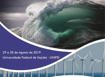 II Workshop de Energias Oceânicas e Fluviais ocorrerá entre os dias 29 e 30 de agosto