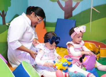 Pacientes com epidermólise bolhosa recebem atendimento na Casa de Apoio Ninar