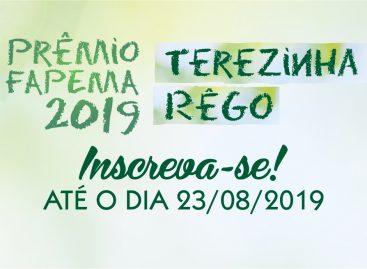 Fundação lança Prêmio Fapema Terezinha Rêgo