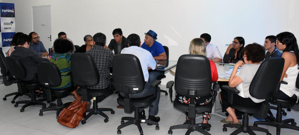 FAPEMA e pró-reitores discutem sobre apoio a eventos científicos no Maranhão