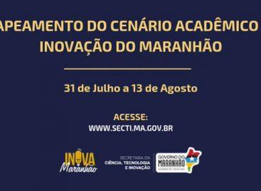 SECTI realiza Mapeamento do Cenário Acadêmico de Inovação do Maranhão