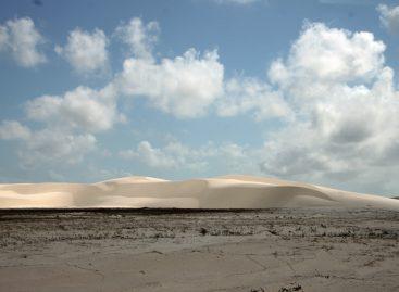 A dança das dunas