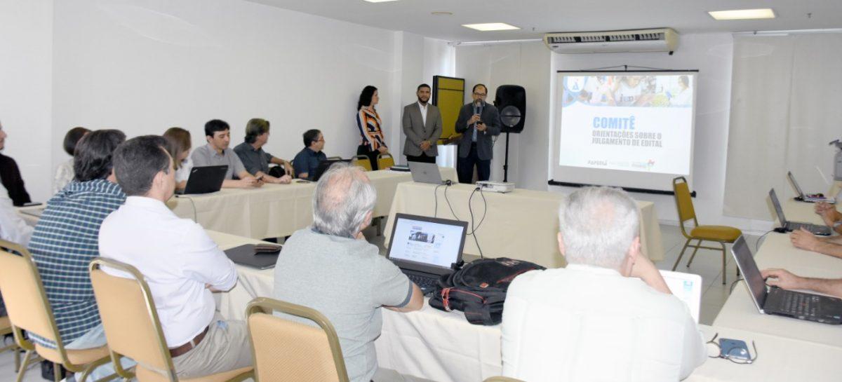Fundação inicia avaliação das propostas submetidas ao Edital Prêmio FAPEMA