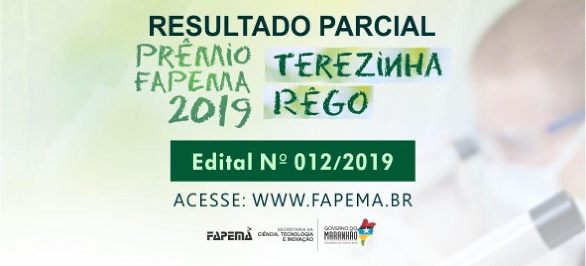 Fundação divulga relação dos finalistas do Prêmio Fapema Terezinha Rêgo