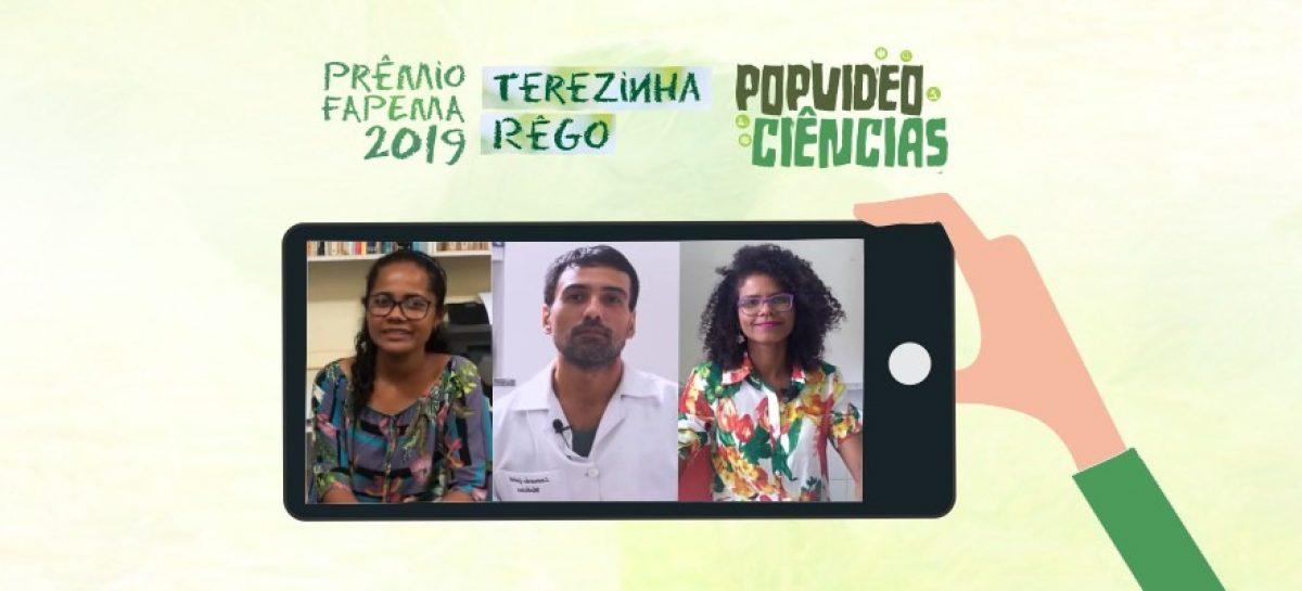 Fundação abre votação online para escolha do vencedor da categoria Popvideo Ciências do Prêmio FAPEMA