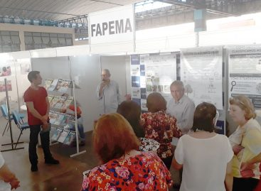 FAPEMA participa da 13ª FeliS com tarde de autógrafo, palestras e relançamento de plataforma