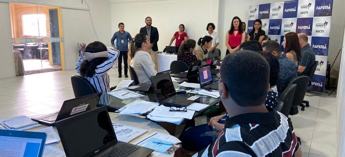 FAPEMA avalia propostas submetidas ao Edital Geração Ciência
