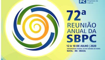 SBPC divulga cartaz e site da 72ª Reunião Anual
