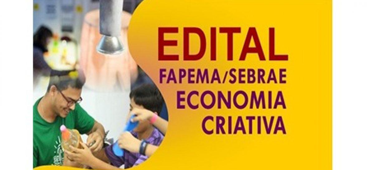 Fapema prorroga as inscrições ao edital da economia criativa