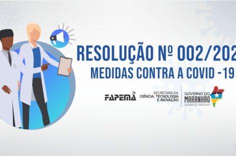 Governo do Estado prorroga pelo prazo de 90 dias vigência de todos os auxílios da FAPEMA