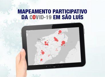 Pesquisadores fazem mapeamento participativo da COVID 19 em São Luís
