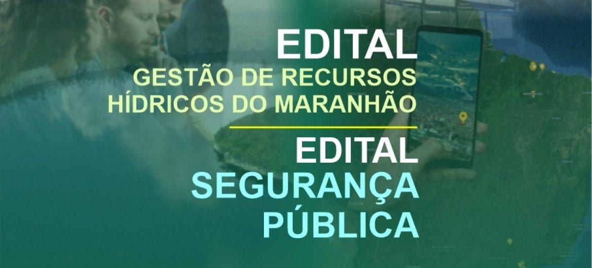 Editais Gestão de Recursos Hídricos do Maranhão e Segurança Pública seguem com inscrições abertas até dia 17