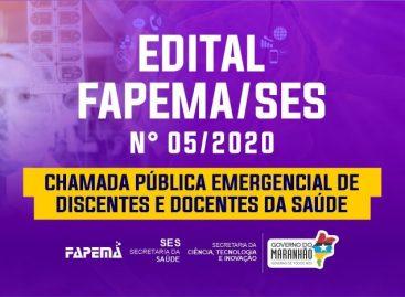 Governo do Maranhão abre chamada pública para contratação de estudantes e profissionais da saúde para atuarem no combate a Covid-19