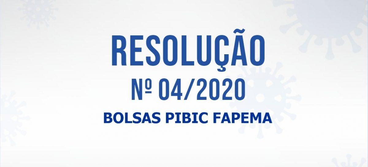FAPEMA prorroga prazo para entrega de relatório técnico de bolsistas PIBIC