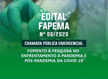 Governo do Maranhão abre chamada pública emergencial para apoiar projetos de combate à COVID-19