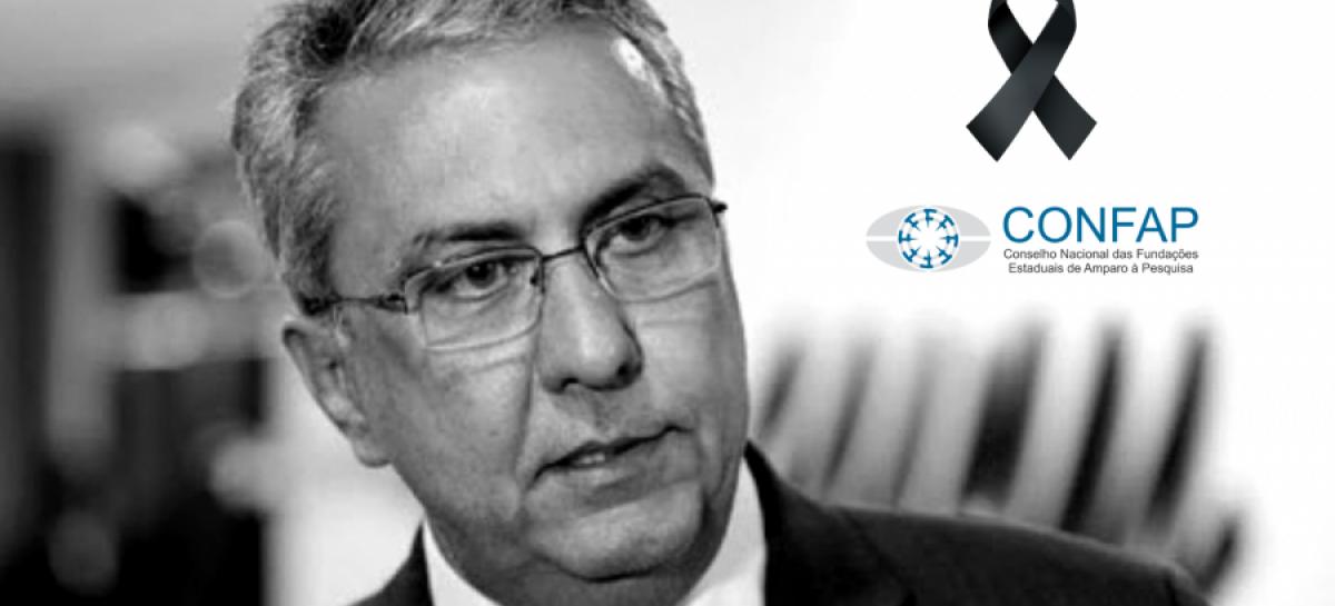 A ciência está em luto pelo falecimento do presidente da Fapemat, Prof. Adriano Silva