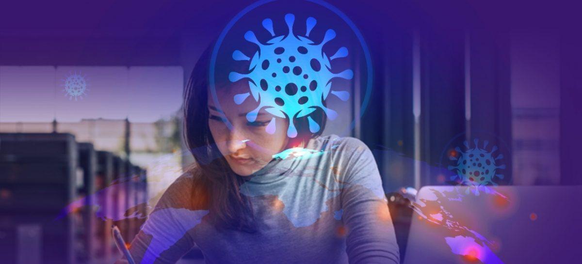 Pesquisa internacional busca identificar o impacto da pandemia da Covid-19 na vida dos estudantes do ensino superior
