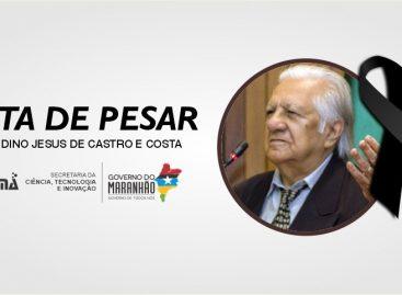 Nota de pesar pelo falecimento de Sálvio Dino, pai do governador Flávio Dino