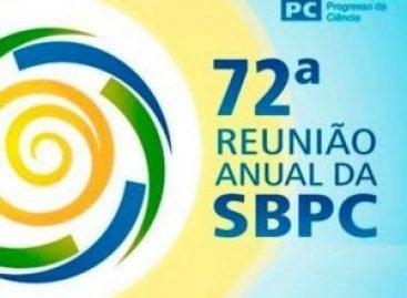Atenção ao prazo: matrículas para os WEBMinicursos da 72ª Reunião Anual da SBPC se encerram em uma semana