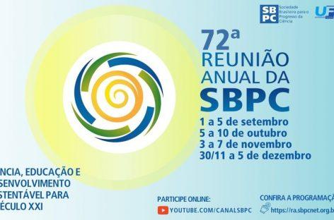 SBPC: prorrogadas as matrículas para WEBMinicursos
