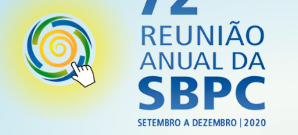 Começa HOJE o último ciclo da 72ª Reunião Anual da SBPC. Participe!