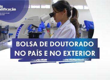 FAPEMA abre edital para bolsas de doutorado no país e no exterior