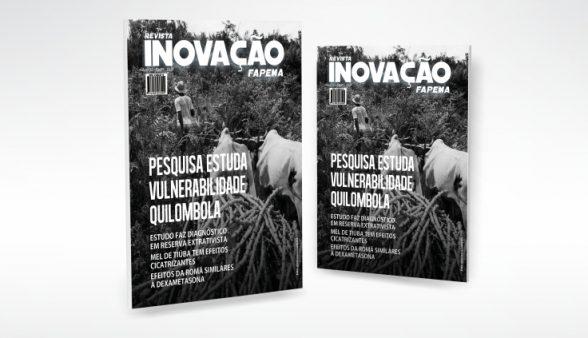 FAPEMA lança 39ª edição da Revista Inovação